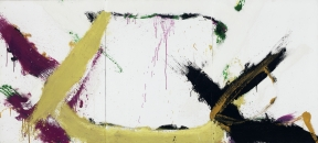 Norman Bluhm - Ash Hollow