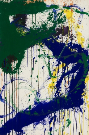 Norman  Bluhm - Untitled