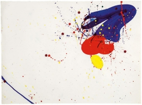Sam Francis - Untitled (SF62-0200