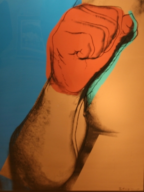 Andy Warhol - Ali Fist