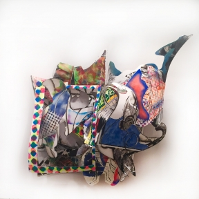 Frank Stella - The Honor and Glory of Whaling (Maquette)