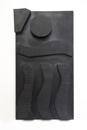 Louise Nevelson - Untitled (Moon Plant),