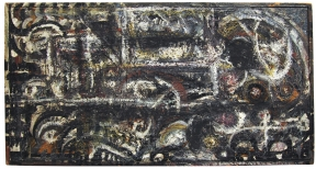 Richard Pousette-Dart - Small Dark Room