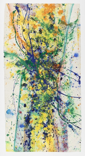 Sam  Francis - Untitled - SF90-171,